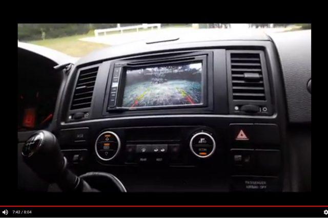 Comment installer une caméra de recul sur Volkswagen