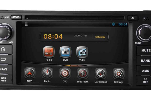 Autoradio GPS Chrysler 300C : Pour un maximum de confort
