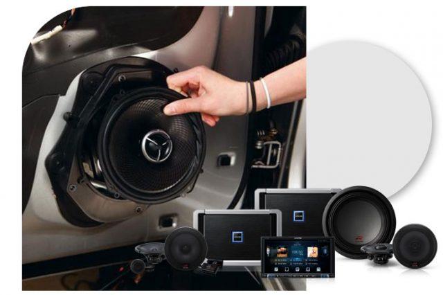 Batterie audio de voiture ou deuxième batterie auxiliaire